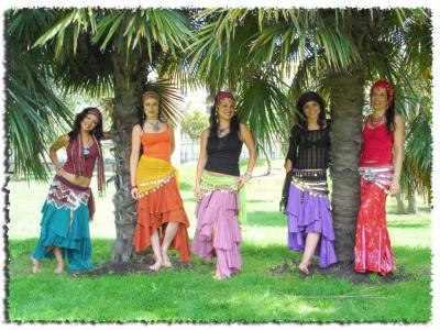 Top de vestidos de danza cristiana wallpapers