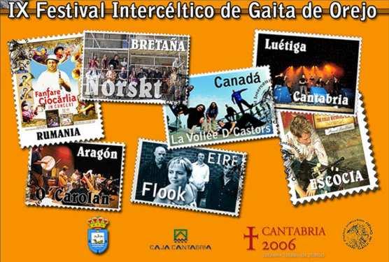 FESTIVAL INTERCELTICO DE GAITA DE OREJO