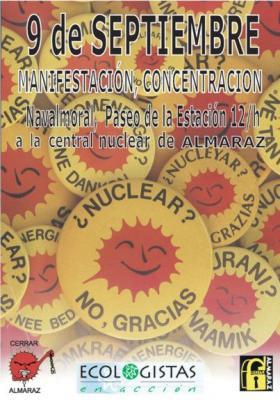 NUCLEARES -NO, GRAZIAS-