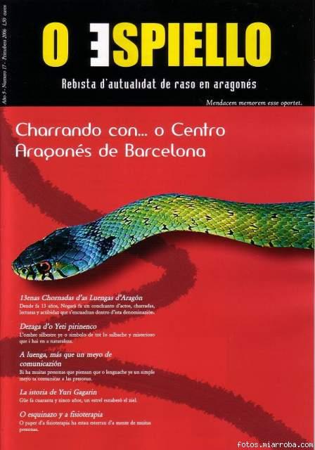 CURSOS DE LENGUA ARAGONESA 2006 - 2007