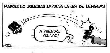 LA MUERTE DE LAS LENGUAS  (III)