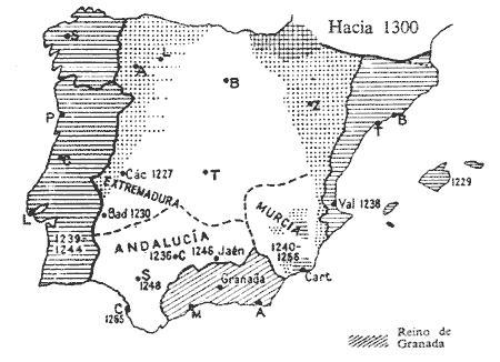 EXPANSION DE LA LENGUA ARAGONESA AÑO 1300