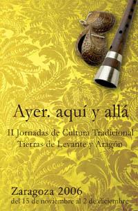 VALENCIA Y ARAGON - ARAGON Y VALENCIA