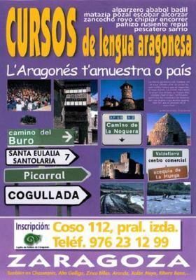 CURSOS DE LENGUA Y CULTURA ARAGONESA