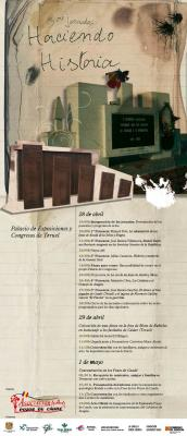 TERUEL - HACIENDO HISTORIA- 28 Y 29 DE ABRIL Y 1 DE MAYO