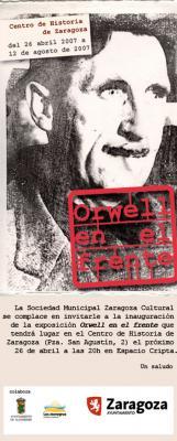 ORWELL EN EL FRENTE