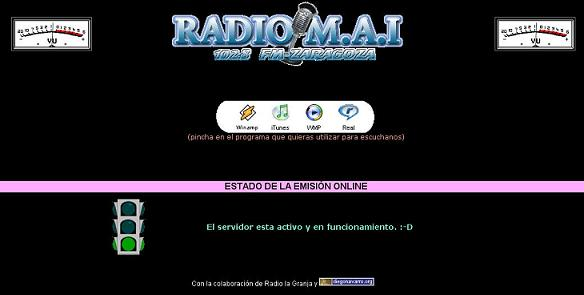 MOSICA Y PAROLAS MAÑANA ESCUCHA EN DIRECTO VIA INTERNET