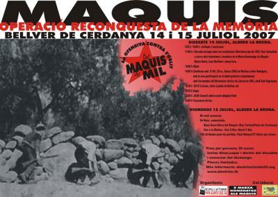 EL MAQUIS .....