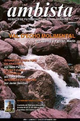 AMBISTA - REBISTA DE PATRIMONIO CULTURAL ARAGONES -