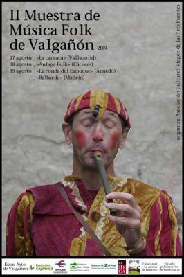 II MUESTRA FOLK DE VALGAÑON (LA RIOJA)