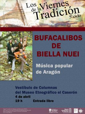 """BUFACALIBOS EN """"EL CASERON"""""""