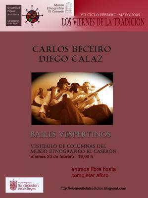CARLOS BECEIRO Y DIEGO GALAZ
