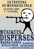 III FESTIVAL DE MUSIQUES FOLK