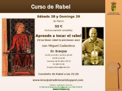 TALLER DE RABEL EN BRAOJOS
