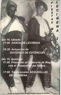 EL BLOG DE LA AGENDA GAITERA -MARZO 2009-