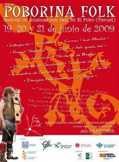 POBORINA FOLK 2009 - EL POBO - TERUEL