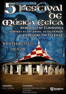 FESTIVAL DE MUSICA CELTA - TORRERO 2009 -
