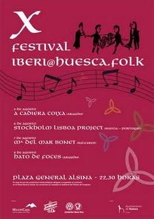 IBERIA FOLK 2009 HUESCA